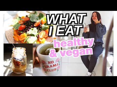 What I Eat in A Day! | Healthy College Cheap Meals