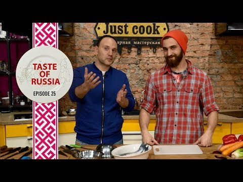The Joy of Cooking Tundra Cuisine (or not) - Taste of Russia Ep. 25