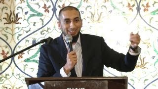 Lessons From Surah Ar Rahman - Nouman Ali Khan
