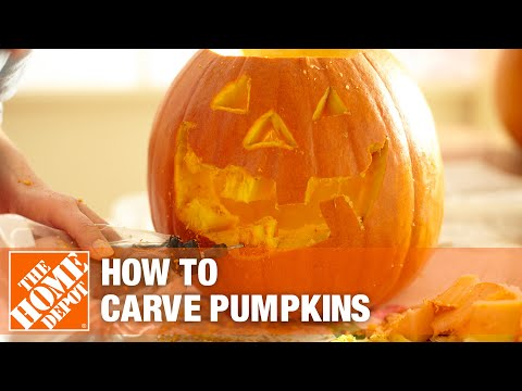How to Carve a Pumpkin: Jack-o'-Lantern Ideas
