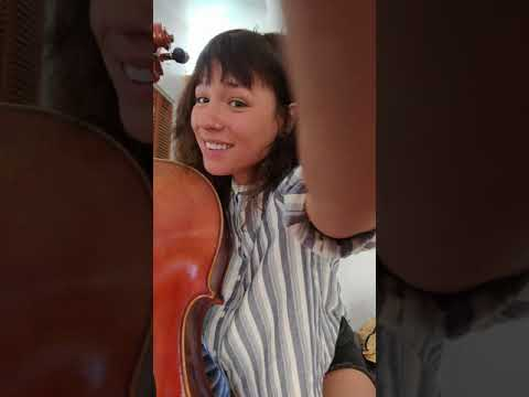 Learning the Cello: 1 year and 3 months - UPDATE!