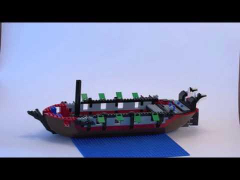 Lego Pirate Ship.m4v