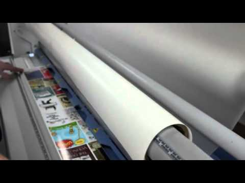 Poster Lamination in Doylestown, PA - DRS a Large Format Printer