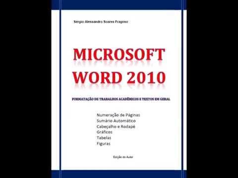 Livro Microsoft Word 2010