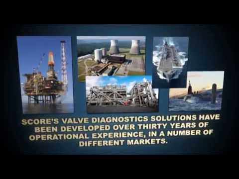 Score Diagnostics Limited - Valve Condition and Performance Monitoring