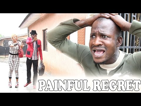 Omovicky Comedy Skits Episode 6: ( PAINFUL REGRET ) - Funny Comedy Video   Cover