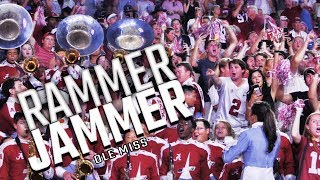 Watch fans sing the Rammer Jammer after Bama obliterated Ole Miss