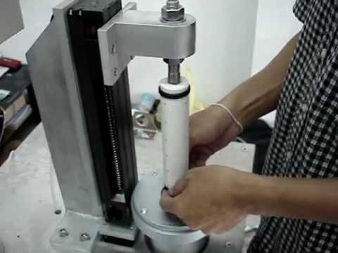Condom Testing Machine Automation Technic