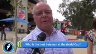 People's opinion on Top 5 Batsman in Worldcup 2015