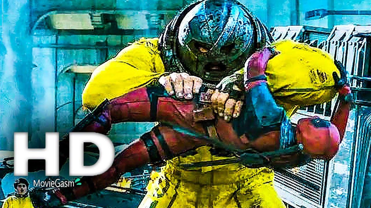 Deadpool Vs Juggernaut Scene (2018) Marvel   Deadpool 2