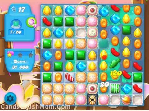 Candy Crush Soda Level 70 Walkthrough Video & Cheats