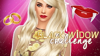 Download Let's Play: The Sims 4 | Black Widow Challenge | Part 1 | Love Bites Video