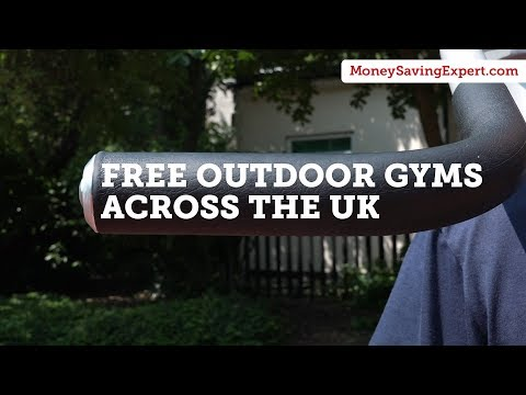 Free outdoor gyms