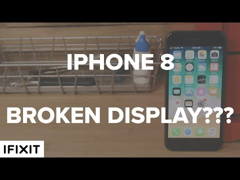 iPhone 8 Screen Replacement- How To