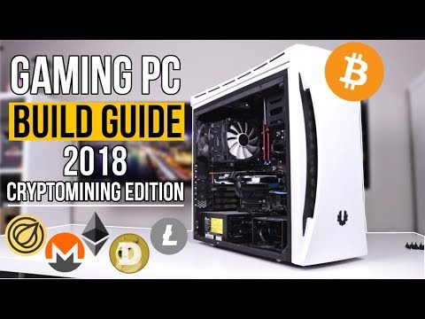 Budget Gaming PC Build Guide 2018 - Cryptomining Apocalypse edition!