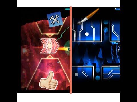 Top 5 Creator Styles - Geometry Dash