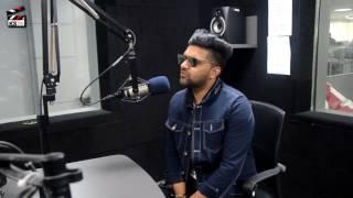 GURU RANDHAWA - X-CLUSIVE & RARE INTERVIEW BY RAAJ JONES