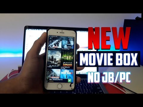 New MovieBox App | How To Get It!