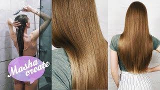 Download Мой уход за волосами: ПРАВИЛЬНОЕ мытье волос. Как ухаживать за волосами? Красивые длинные волосы Video