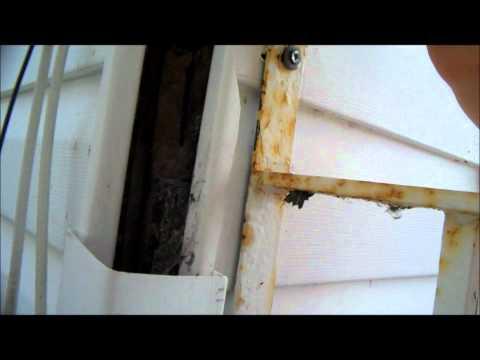 Vinyl Siding Corner Repair
