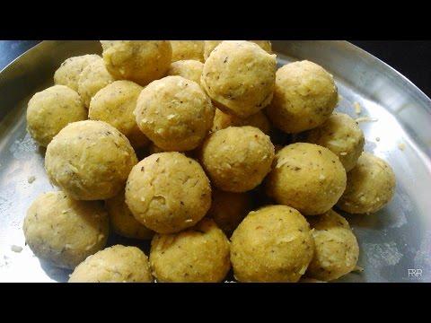 Hurigadale Tambittu |  ಹುರಿಗಡಲೆ ತಂಬಿಟ್ಟು  | Fried Gram Ladoo | Kannada Recipes