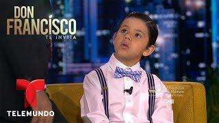 Don Francisco Te Invita | Conoce Al Niño Que Le Dedicó Tanto A Messi | Entretenimiento