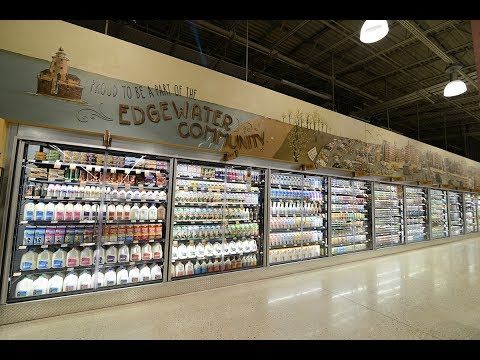 HAUL! Whole Foods, La Unica, Devon Market Come With Us & Micheladas CHICAGO