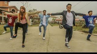 Cartoonz Crew | Funtastic (Pani paryo) Choreography | Almoda Rana Uprety | Beest Production