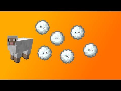 Vanilla Minecraft Damaging Snowballs [HD]