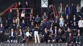 The MCU cast united for an epic class photo