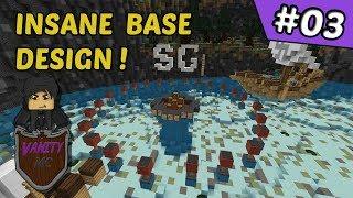 Minecraft - 32x32 Base (Interior) #Ep03 | Daikhlo