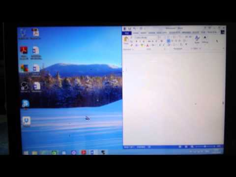 How to print Screen on Windows with a Mac