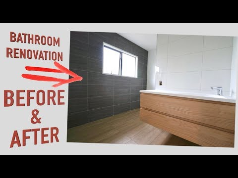 Bathroom Renovation | Before & After