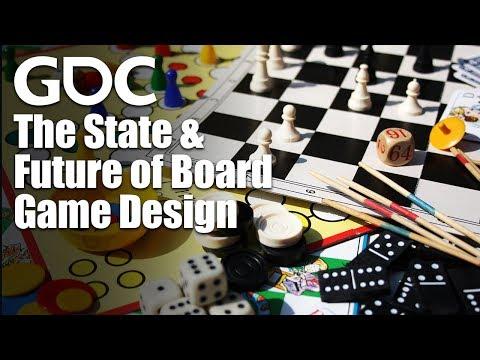 The State & Future of Board Game Design