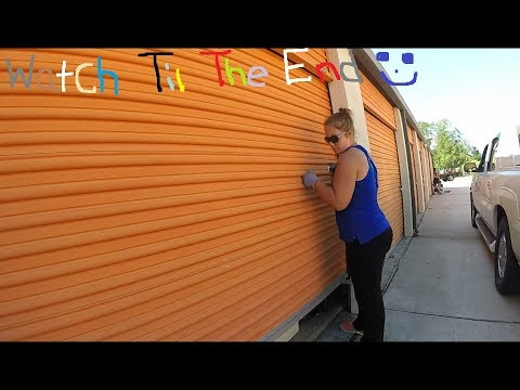 Unclaimed Storage Treasures: Units Lockers Auctions Videos