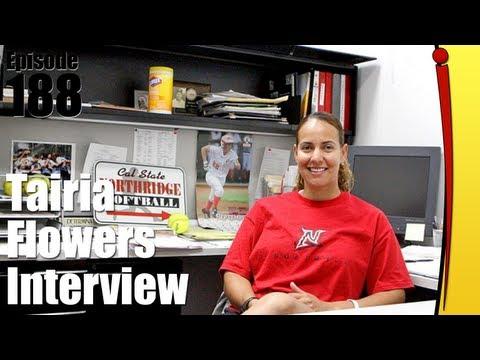 Tairia Flowers Interview