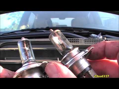 How to Change a CRV Headlight Bulb