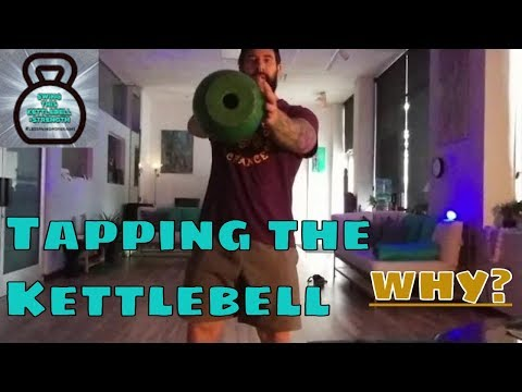 Why Do I Tap the Kettlebell During the Kettlebell Swing ?