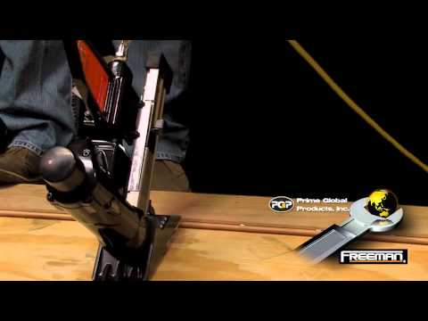 PFL618BR: Installation of Tongue and Groove Flooring