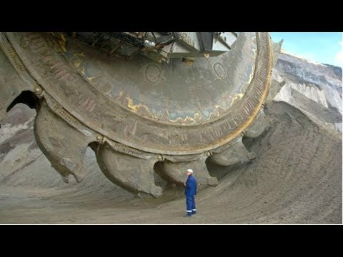 6 biggest Machines in The World
