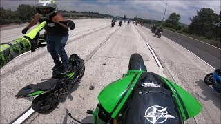 RIDE of the LEGENDS 2019! Los Angeles Stunters (OFFICIAL Motovlog)