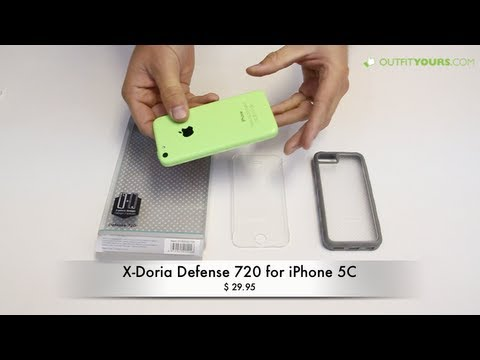 X-Doria Defense 720 for iPhone 5C - Review