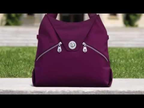 Baggallini Handbags - Organized, Flexbile and Beautiful Bags