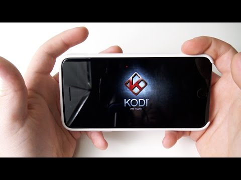 Install Kodi On iOS - No Jailbreak/Computer!