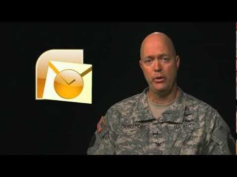 Army Medicine Defense Enterprise Email Migration Video