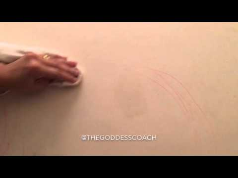 How to Get Rid of Marker Pen Marks on Walls | The G♥︎ddess Mum