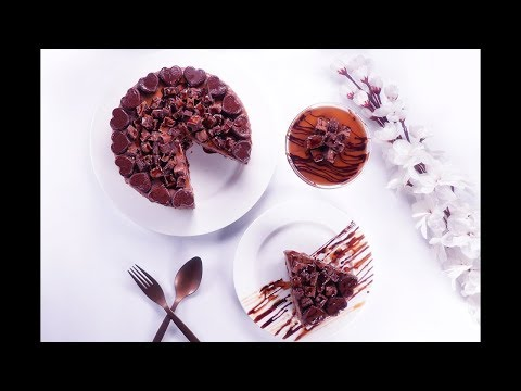 Chocolate Mousse Cake Without Bake or Without Oven Recipe By Best Recipes