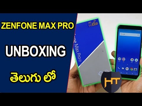 Asus Zenfone Max Pro M1 Unboxing ||The Redmi Note 5 Pro Killer ||Telugu Tech Tuts
