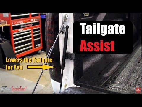 Dodge Ram Dee Zee Tailgate Assist | EZ Down (Safety Device!!!???)