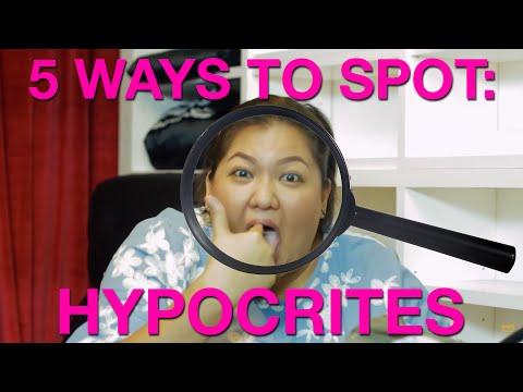 5 ways to spot a hypocrite | #40 Three Friends | Happy-TV